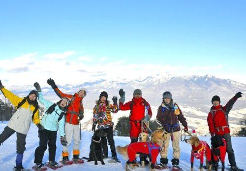 2021年2月のスノートレッキングツアーご予約。9月1日午前0時から開始します!